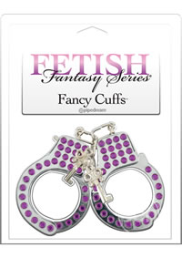 Ff Fancy Cuffs Purple
